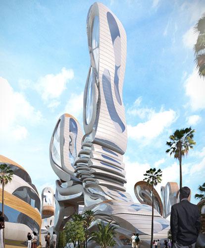 AKONCITY Akon Tower