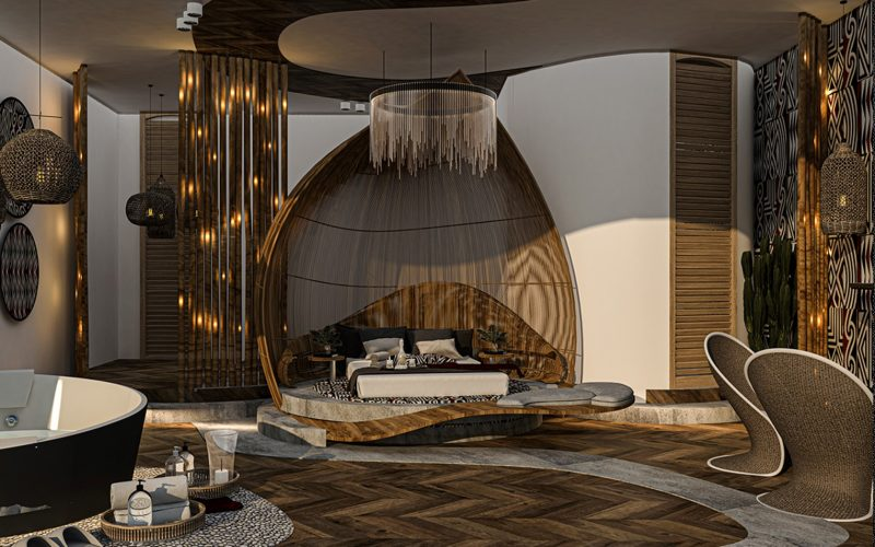 AKONCITY Resort & Spa - interior (Rwanda)