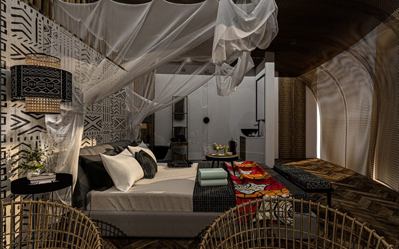 AKONCITY Resort & Spa - interior (Senegal)