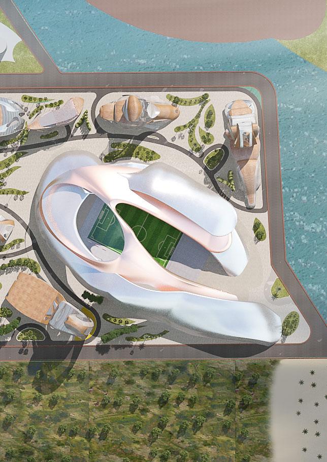 AKONCITY Stadium